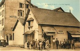 WISSANT (P.-de-C.) -- LA  VILLA  BAGATELLE - Wissant