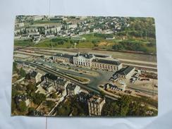 EVREUX En Avion Sur La Gare SNCF - Evreux