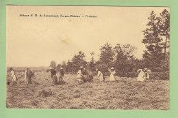 FORGES CHIMAY : Fenaison Abbaye N D De Scourmont. 2  Scans. Edition ? - Belgique
