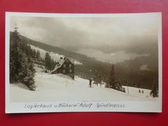 SPINDLERPASS BACKEREI BOULANGERIE CARTE PHOTO VERSO A LIRE - Sudeten