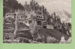 HITLERHAUS Mit Watzmann. Obersalzberg. 2  Scans. Edition Ammon - Berchtesgaden