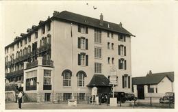 WISSANT (P.-de-C.) -- L'HOTEL  DE  LA  DIGUE        Carte Glacée 9X14 - Wissant