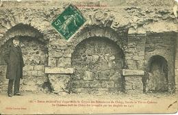 02 Aisne CHEZY SUR MARNE Lieudit Le Vieux Chateau Voyagée - Sonstige Gemeinden