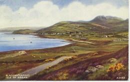VALENTINES ART A2063 - BLACKWATERFOOT, ISLE OF ARRAN - Argyllshire