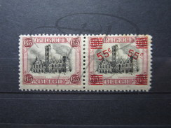 BEAU TIMBRE DE BELGIQUE N° 188A , X !!! - Belgium