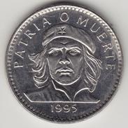@Y@    Cuba   3 Pesos  1995       (4542) - Cuba