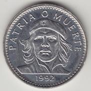 @Y@    Cuba   3 Pesos  1992       (4543) - Cuba
