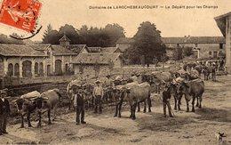 DPT 24 Domaine De LA ROCHEBEAUCOURT Le Départ Pour Les Champs - France