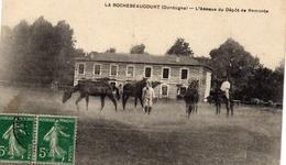 DPT 24 LA ROCHEBEAUCOURT L'Annexe Du Dépôt De Remonte - France