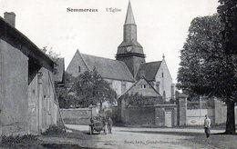 Oise :Sommereux : Eglise - France
