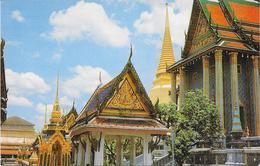 BANGKOK EMERALD BUDDHA TEMPLE - Thaïlande