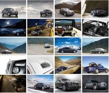 20 Postcards Of  Rolls-Royce Car Cars   ,  Postkarte Carte Postale - Voitures De Tourisme
