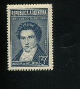 426517505 ARGENTINIE DB 1941 POSTFRIS MINTNEVER HINGED POSTFRIS NEUF YVERT 413 - Argentine