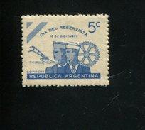 426519584 ARGENTINIE DB 1944 POSTFRIS MINTNEVER HINGED POSTFRISH EINWANDFREI NEUF YVERT 446 - Argentine