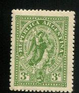 426520000 ARGENTINIE DB 1944 POSTFRIS MINTNEVER HINGED POSTFRISH EINWANDFREI NEUF YVERT 443 - Argentine
