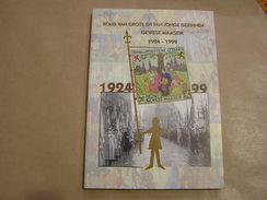 BOND VAN GROTE EN VAN JONGE GEZINNEN GEWEST MAASEIK 1924 - 1999 Régionaal Ligue Des Familles Geschiedenis - Histoire