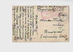 Kriegsmarine, Zensuriert, Seefliegerskorps Pola 1918. - 1850-1918 Empire