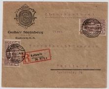 Oberschlesien, Nr. 26, MeF , #7243 - Deutschland