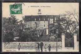 CPA 03 - Montluçon, Le Vieux Château - Montlucon