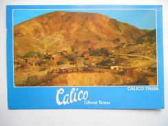 "CPM ""Calico Ghost Town - A San Bernardino Country Regional Park"" - San Bernardino"