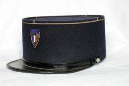 Képi De La Police Années 50-60 - Headpieces, Headdresses