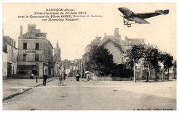 61 Alençon : Fête D'aviation Du 30 Juin 1912 - Alencon