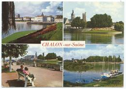 CP MULTIVUES CHALON SUR SAONE, SAONE ET LOIRE 71 - Chalon Sur Saone