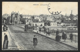 VIERZON Le Grand Pont (Poivert) Cher (18) - Vierzon
