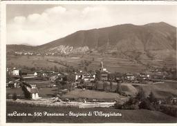 26/FG/17 - BERGAMO - CERETE: Panorama - Bergamo