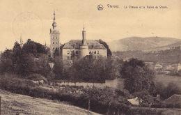VIERVES : Le Château Et La Vallée Du Viroin - Belgium