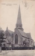 WATOU : L'église - Belgium