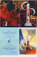 SAINT RAPAEL QUINQUINA - Fascicule Publicitaire De 16 Pages Avec Nombreuses Belles Illustrations      (94746) - Publicités