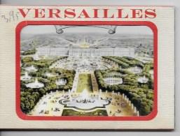 Pochette 10 CPSM VERSAILLES - Versailles (Château)