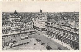BRUXELLES / BRUSSEL / PLACE ROGIER / HOTEL COSMOPOLITE ET LE CAFE ROYAL - Places, Squares