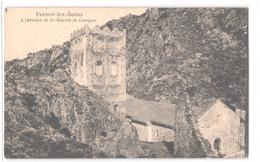 FR66 SAINT MARTIN DU CANIGOU - Boissier - L'abbaye - Belle - Francia