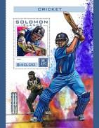 Solomon Eilanden - Postfris / MNH - Sheet Cricket 2016 - Solomoneilanden (1978-...)