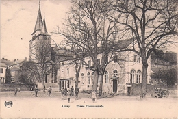 Amay Place Communale - Amay