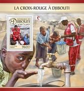 Djibouti - Postfris / MNH - Sheet Rode Kruis 2016 - Djibouti (1977-...)