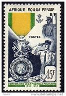 A. E. F.   N° 229 X Centenaire De La Médaille Militaire Trace De Charnière Sinon TB
