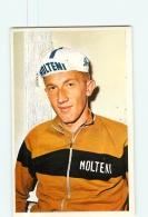 MOTTA - Equipe MOLTENI  -  Lire Descriptif  - CYCLISME - 2 Scans - Cycling