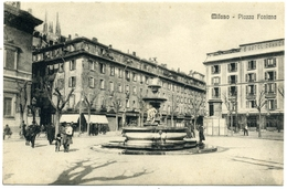 P.14.bis  MILANO - Piazza Fontana - Milano