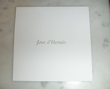 Carte Parfumée Jour D'Hermes - Cartes Parfumées