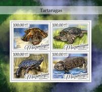 Mozambique - Postfris / MNH - Sheet Schildpadden 2016 - Mozambique