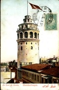 TURQUIE - Constantinople - Carte Voyagée - Bon état - 21606 - Turkey