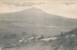 43 // LE PIC DU LIZIEUX   Vue Orientale Prise De St VOY  816 - France