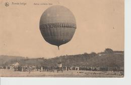 Armee Belge Balon Militaire - Montgolfières