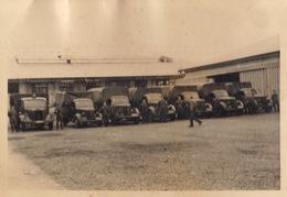 3 Photos D'un Véhicule Auto Camion Armée Allemande 1942 Militaire Aviation Retzort - Guerre, Militaire