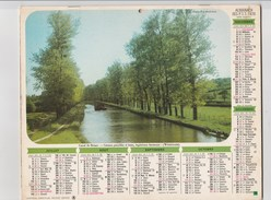 - CALENDRIER PTT Année 1976 - Calendars