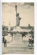 Statue Liberté Poitiers - Poitiers