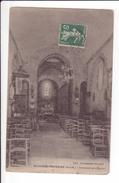 CP - BUSSIERE POITEVINE - Intérieur De L'Eglise - Bussiere Poitevine